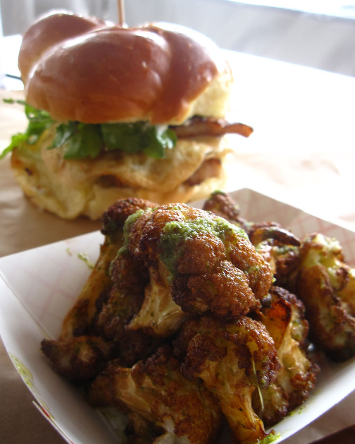 Lardo Cauliflower+PorkBelly