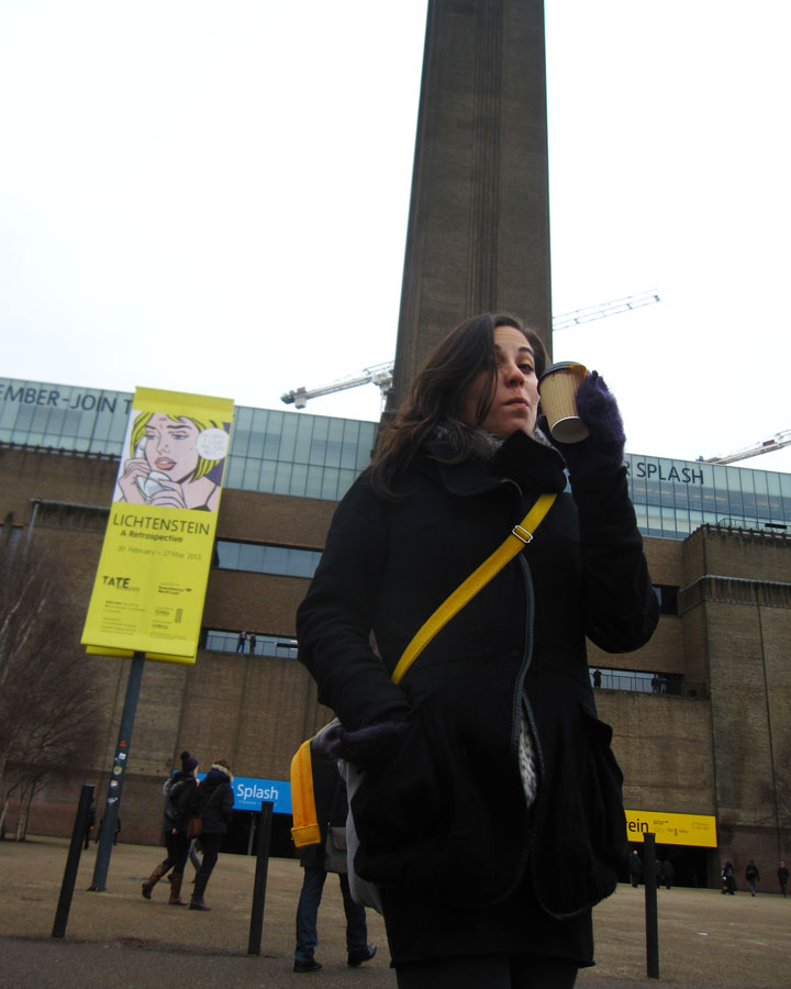 Tate Tourist